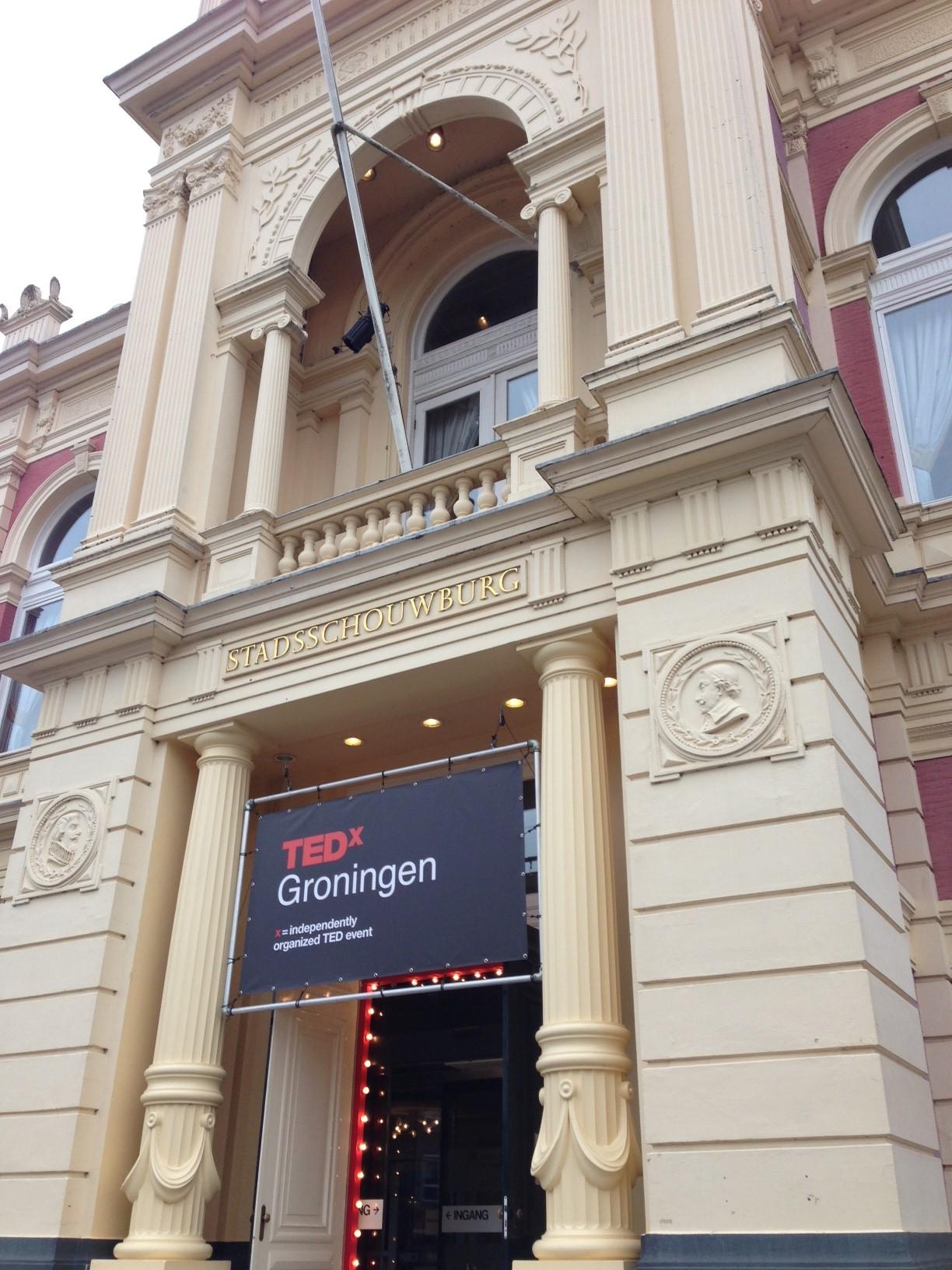 TED X stadsschouwburg
